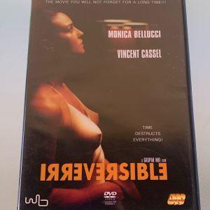Irreversible αυθεντικό dvd