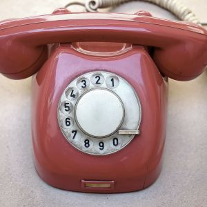 Τηλέφωνο Tesla Τσεχοσλοβακίας Vintage