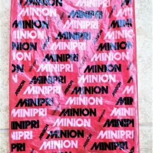 Συλλεκτική σακούλα MINION-MINIPRI 40+ ετών