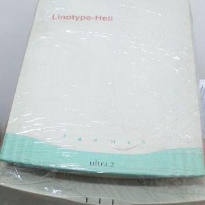 Scanner LINOTYPE hell Saphir Ultra SCSI