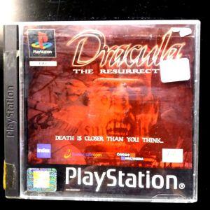 Dracula The Resurrection ps1 game 2CD