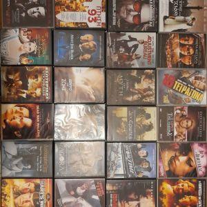 32 ταινίες DVD σε