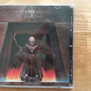 Axe - Nemesis CD Reissue