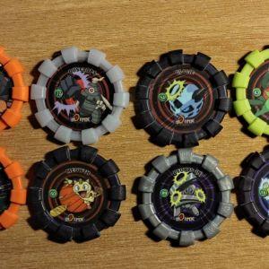 8 x Pokémon Boinx & 2 x Μινιατούρες Charmeleon - ΔΩΡΕΑΝ ΑΠΟΣΤΟΛΗ ΠΑΝΕΛΛΑΔΙΚΑ