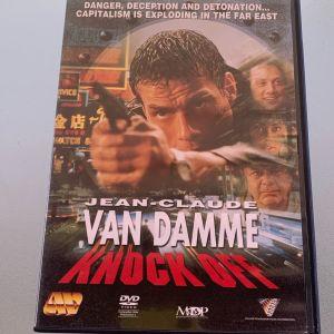Knock off - Jean Claude Van Damme dvd