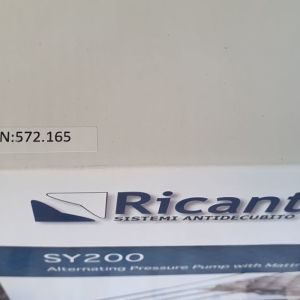 RICANT SY-200 Αερόστρωμα Κατακλίσεων με αεροκυψέλες