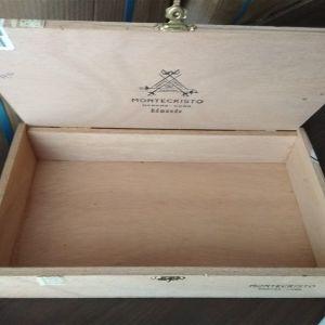 Κουτί πούρων Montecristo Edmundo