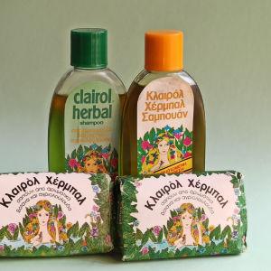 CLAIROL HERBAL Σαμπουάν & σαπούνι