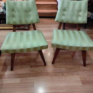 Vintage Καρέκλες ζευγάρι