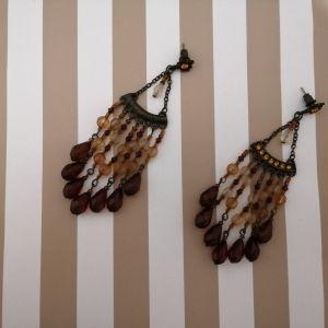 Διαφορα σκουλαρίκια κρεμαστά τα 2 ζευγάρια 5 ευρώ vol2