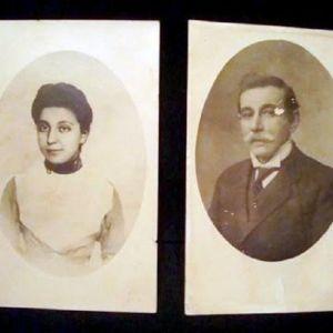 Παλαιές φωτογραφίες δεκαετίας 1920 (card postal.)