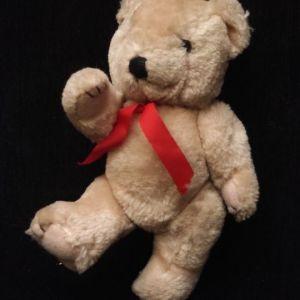 Πωλείται Λούτρινο Αρκουδάκι με Κινούμενα μέλη