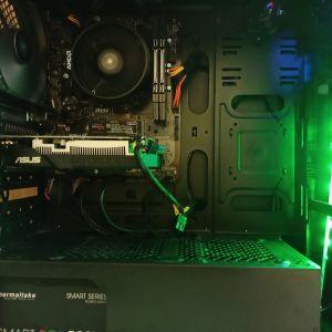 gaming pc: ryzen 5 3600, 1650, 16GB ram