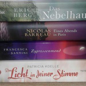 4 βιβλία στα γερμανικά - 20 ευρώ