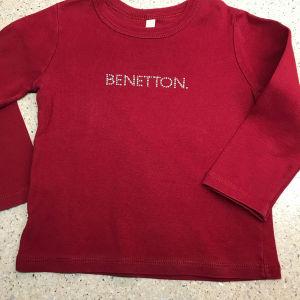 Μπλούζα Benetton 12 μηνών