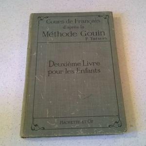 Cours de Francais d'apres la Methode Couin