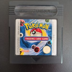 Gameboy Pokemon Trading Card Game