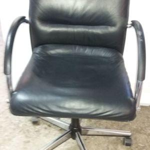 Δερμάτινη καρέκλα