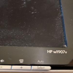 Οθόνη HP w1907v 19inch