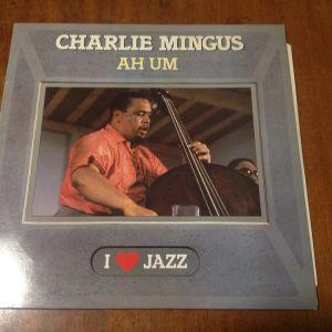 Charlie Mingus - Ah Um. Δίσκος Βινυλίου 1983 - Jazz, Post Bop