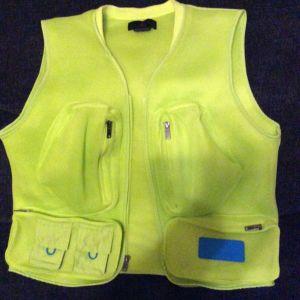 Γιλέκο Jordan 23 Engineered Spacer Mesh Vest Cyber/ Laser Blue