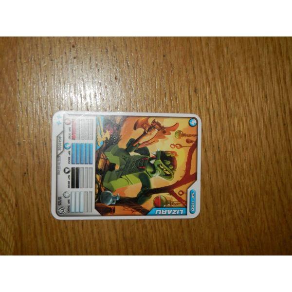 Ninjago karta