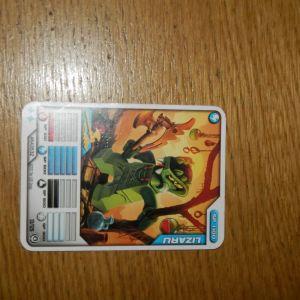 Ninjago καρτα