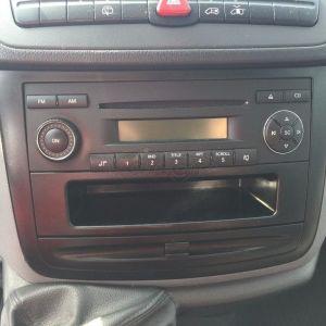 Ραδιο CD γνήσιο MERCEDES.