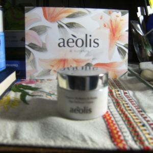 AEOLIS Age Defence Cream - Organic Mulberry & Mastic 50ml