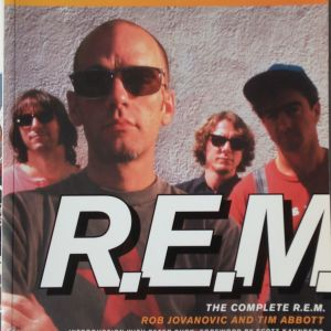 R.E.M. Adventures in Hi-fi