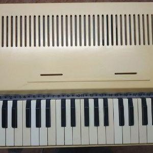 Ηλεκτρικό μουσικό όργανο 70's Antonelli Golden Organ αρμόνιο