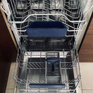 Πωλείται λόγω ανακαίνισης εντοιχιζόμενο πλυντήριο πιάτων 45cm SIEMENS σε άριστη κατάσταση