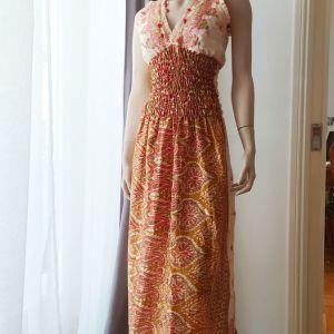 Πανέμορφο ολομέταξο φόρεμα