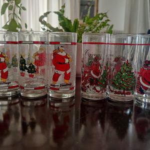 10 ποτήρια χριστουγεννιάτικα