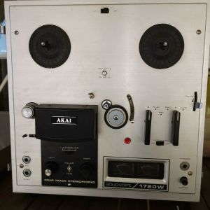 Mαγνητοφωνο-Μπομπινοφωνο ΑΚΑΙ - 1720W