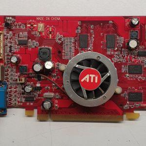 Κάρτα Γραφικών ATI X1050 PCI Express 256MB GDDR2 VGA DVI S-Video ATIX1050 PCI-E(43C)DDR2 256MB