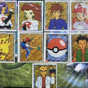 Pokemon sticker S σειρα