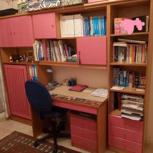 Βιβλιοθήκη + Συρταριέρα