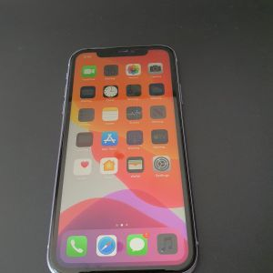 iPhone 11 256GB μωβ με εγγύηση άτοκες έξτρα