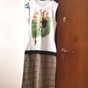 Γυναικείο φόρεμα Gusto Barcelona