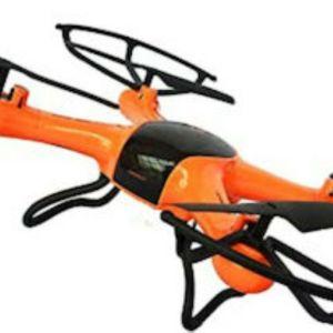 UFO drone r/c quadcopter genius orange Wifi FPV 2.4.GHZ