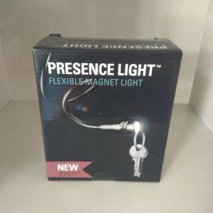 Εύκαμπτος μαγνητισμένος διπλός φακός LED Presence Light