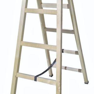 Ξύλινη σκάλα 1,75μ.