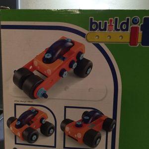 ELC BUILD IT CAR
