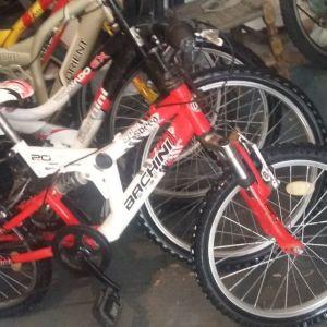 "BACHINI 20"" 7 ταχ.full suspation ΑΝΤΑΛΛΑΓΗ  δεκτη  ποδήλατο  παιδικό"