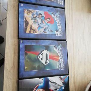 Τετραλογία dvd Superman