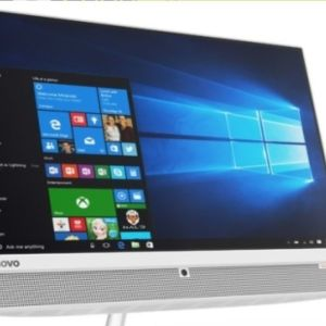 Lenovo Υπολογιστής & και Οθόνη Αφής 23 ιντσών με επεξεργαστή Intel i5 - 7ης γενιάς όλα σε ένα, 16GB Μνήμη & Σκληρός 500GB SSD- Η οθόνη λειτουργεί και ως δεύτερο monitor
