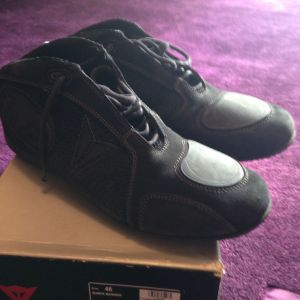 DAINESE MOTO BOOTS No 46
