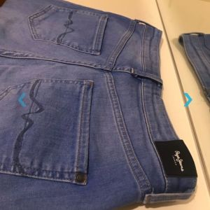 Pepe jeans (τζιν μπλε)