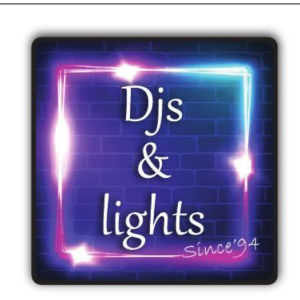 Djs and lights Dj Aphrodite K